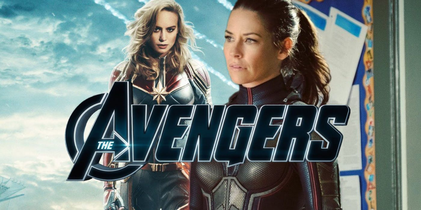 avengers 4: evangeline lilly teases scene with captain marvel