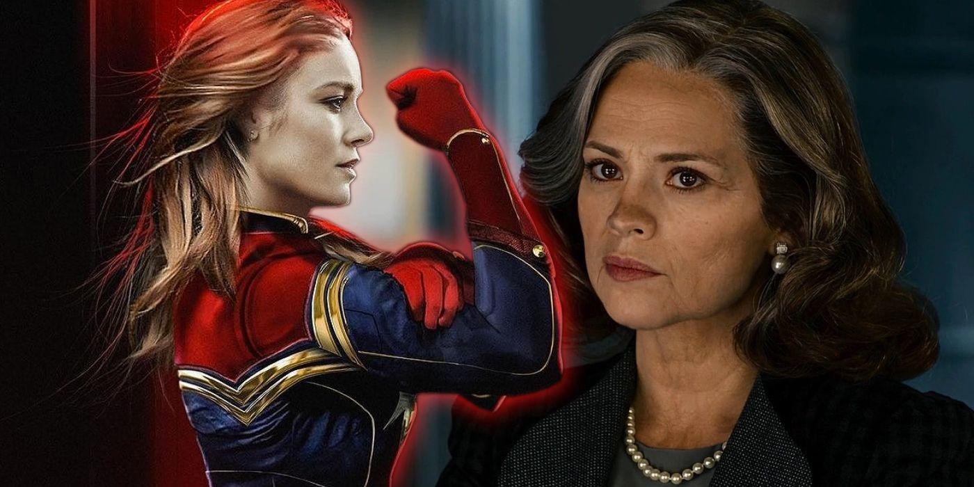 Captain Marvel s Making A Big Mistake Ignoring Agent Carter 23d9831fee0f