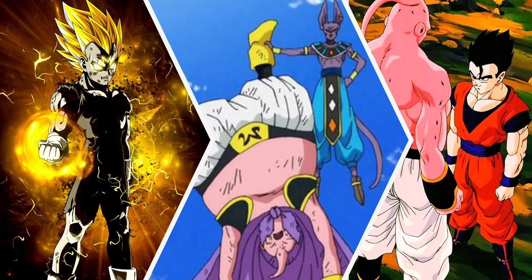 Dragon Ball Z 15 Things You Didnt Know About The Majin