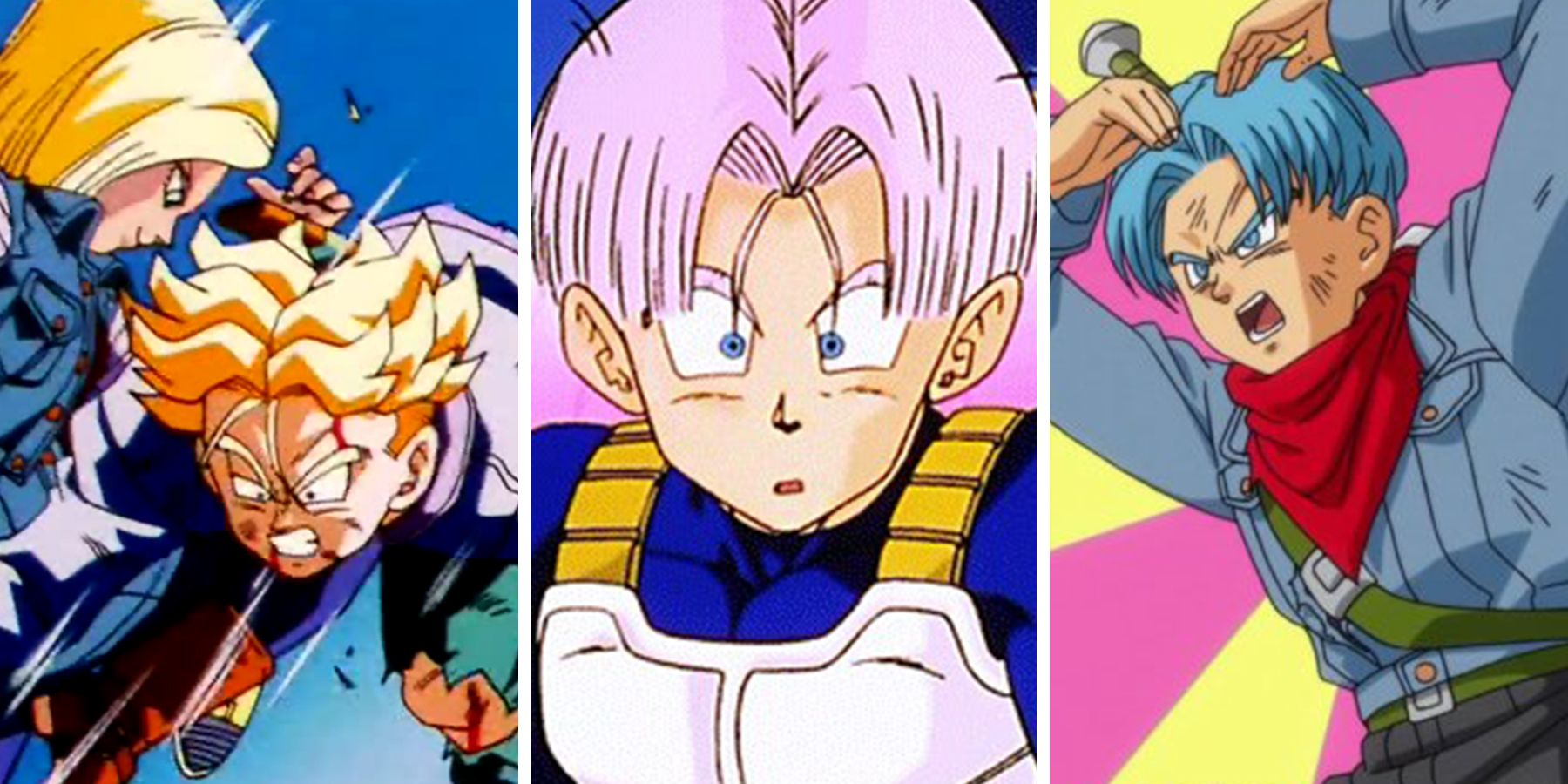 Dragon Ball: 16 Things Only True Fans Know About Future Trunks
