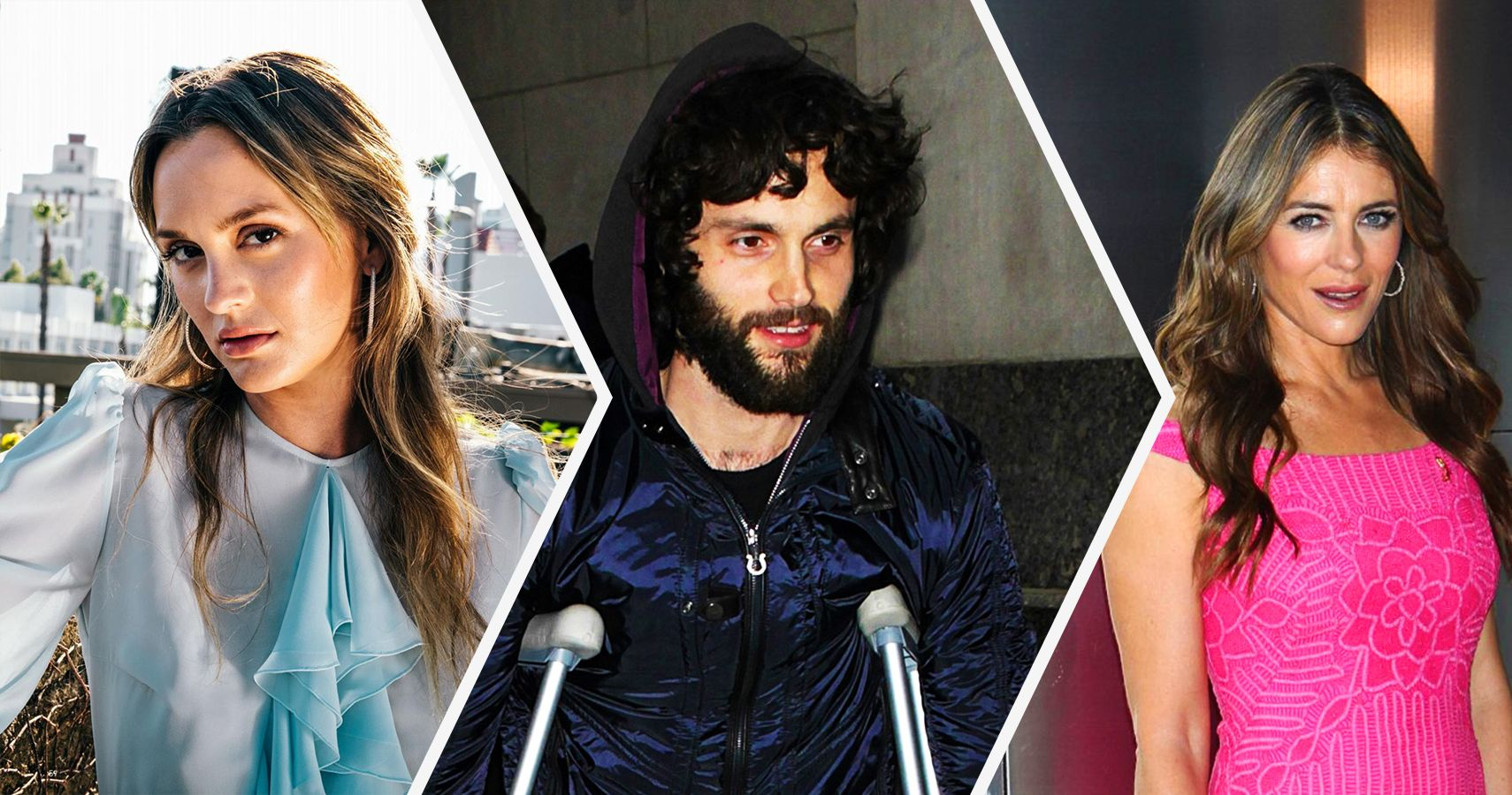 Who are the gossip girl stars hookup