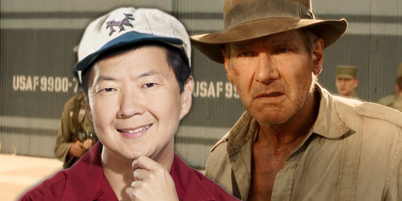 Indiana Jones 5 Casts Ken Jeong As Adult Short Round Screenrant