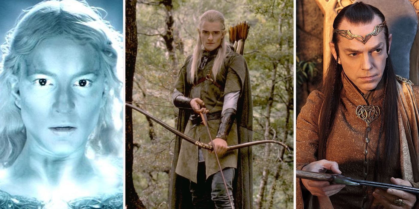 the 15 most powerful elves in the lord of the rings ranked