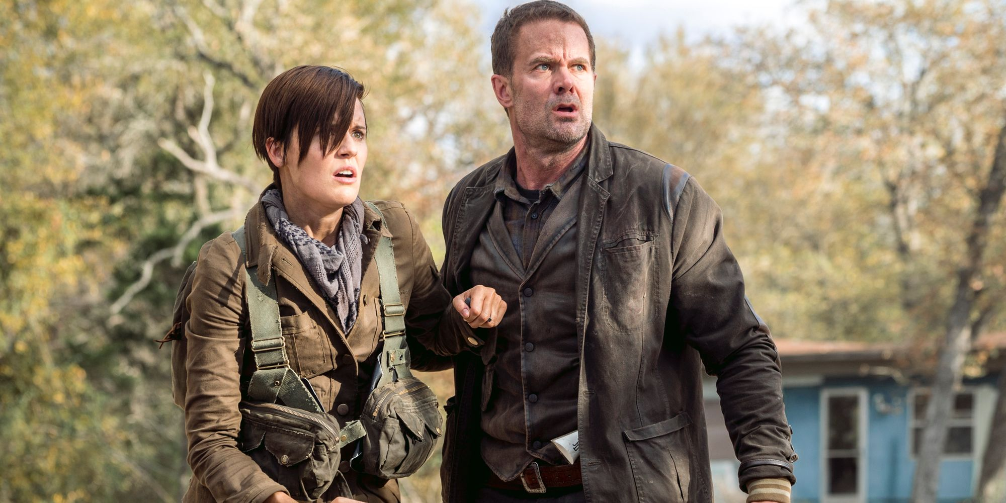 übersetzung Fear The Walking Dead