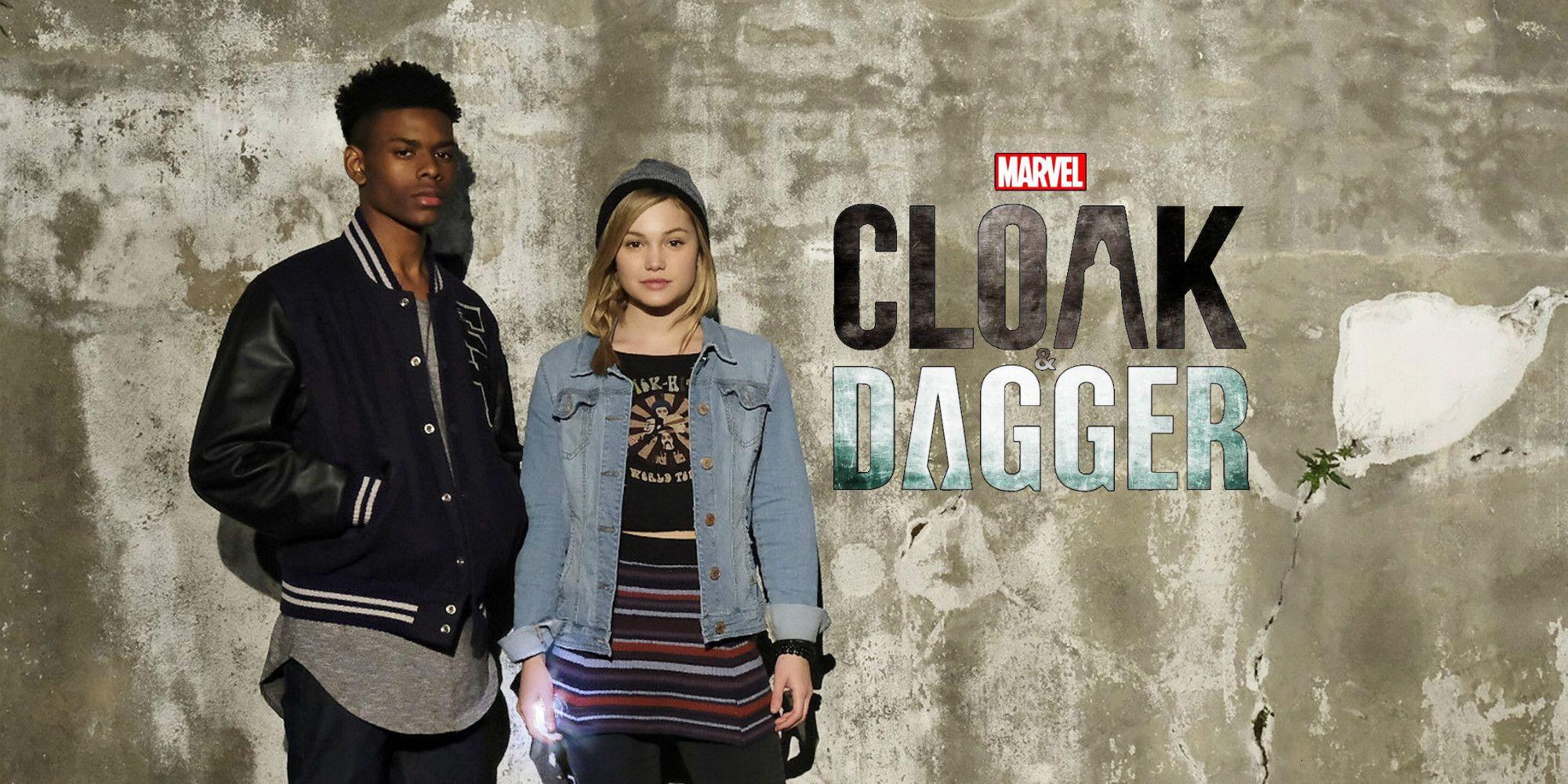 Marvels Cloak And Dagger