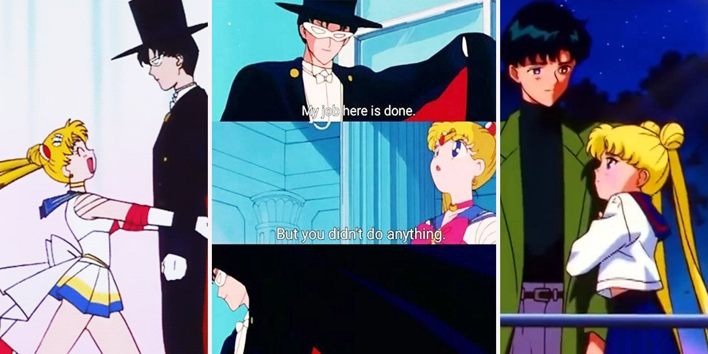 16 Things You Didn\'t Know About Sailor Moon And Tuxedo Mask\'s ...