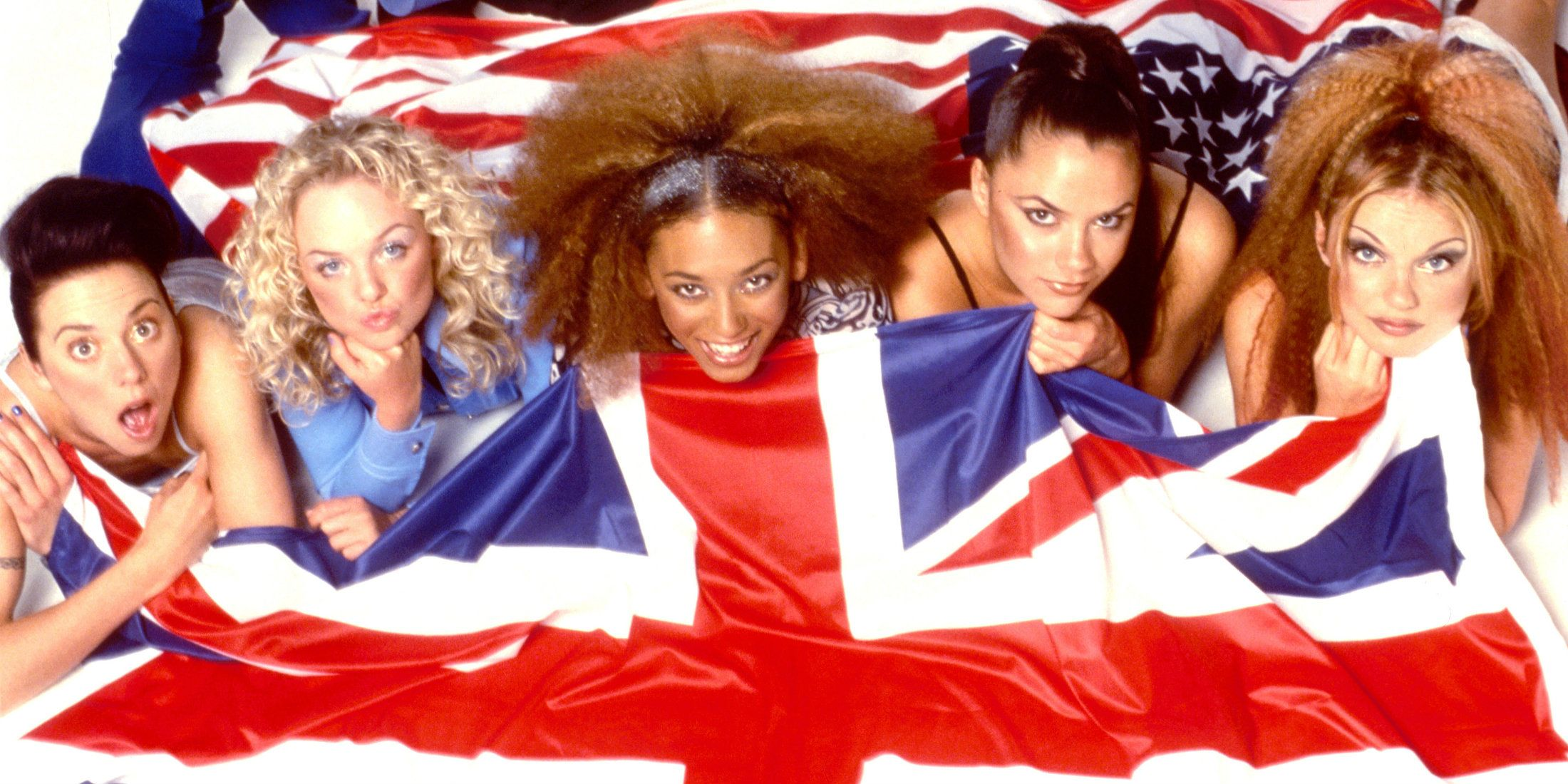 The Spice Girls Are Getting An Animated Superhero Movie
