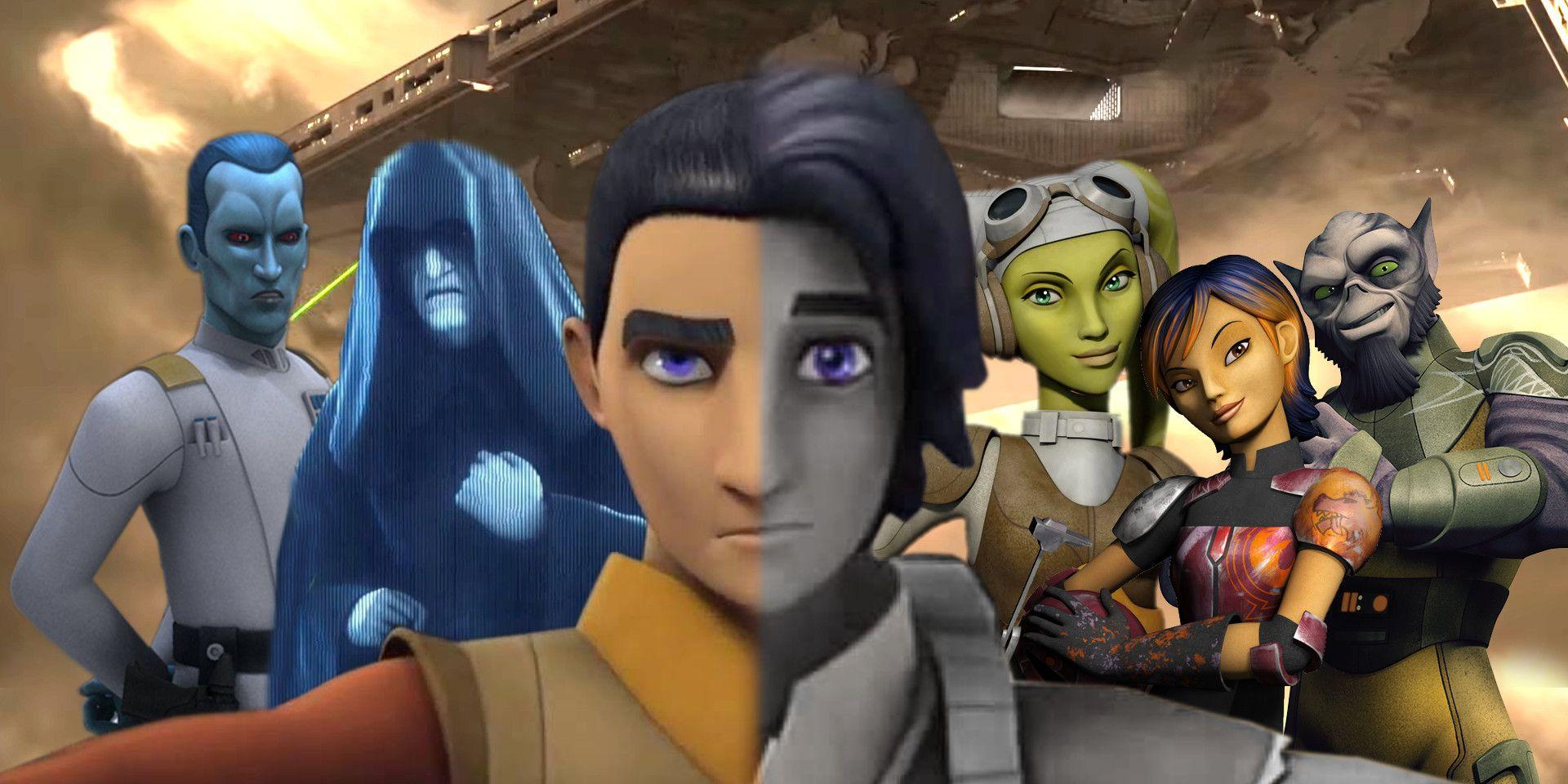 Star wars rebels luke skywalker thank