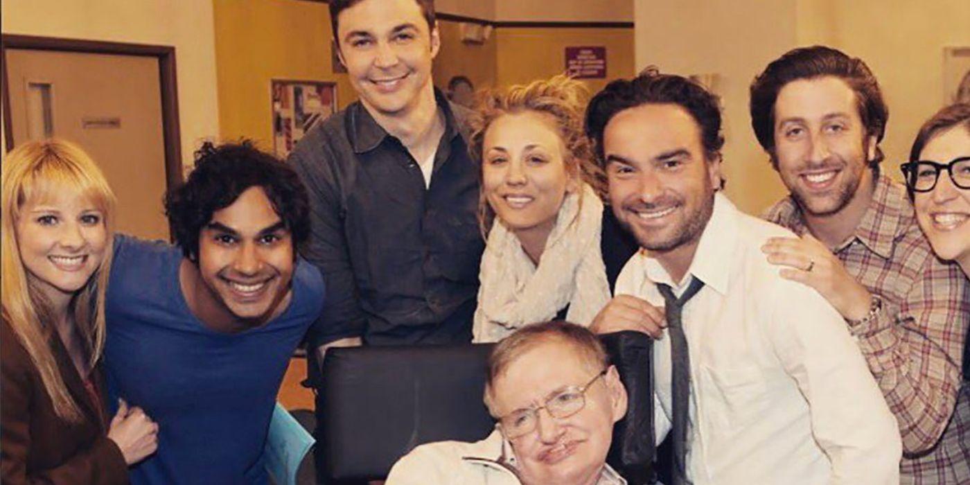Stephen Hawking Big Bang Theory