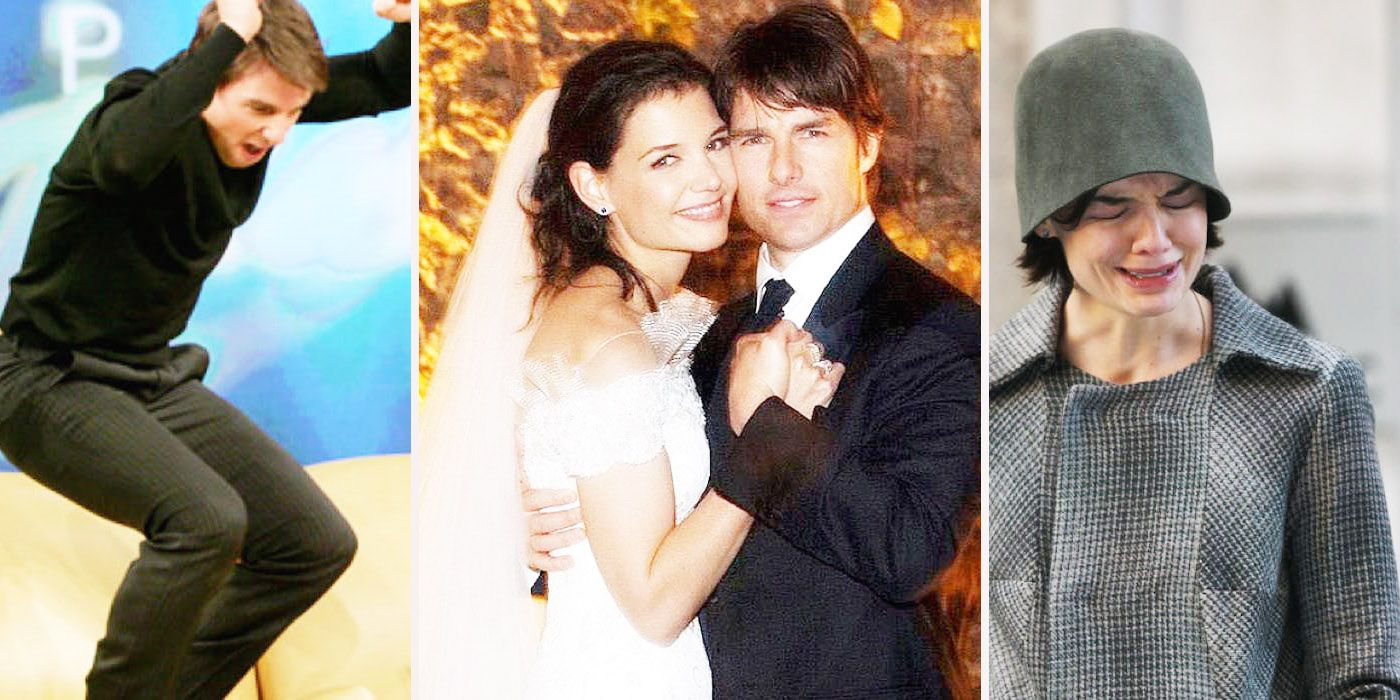 20 Things You Didn't Know About Tom Cruise And Katie Holmes' Marriage