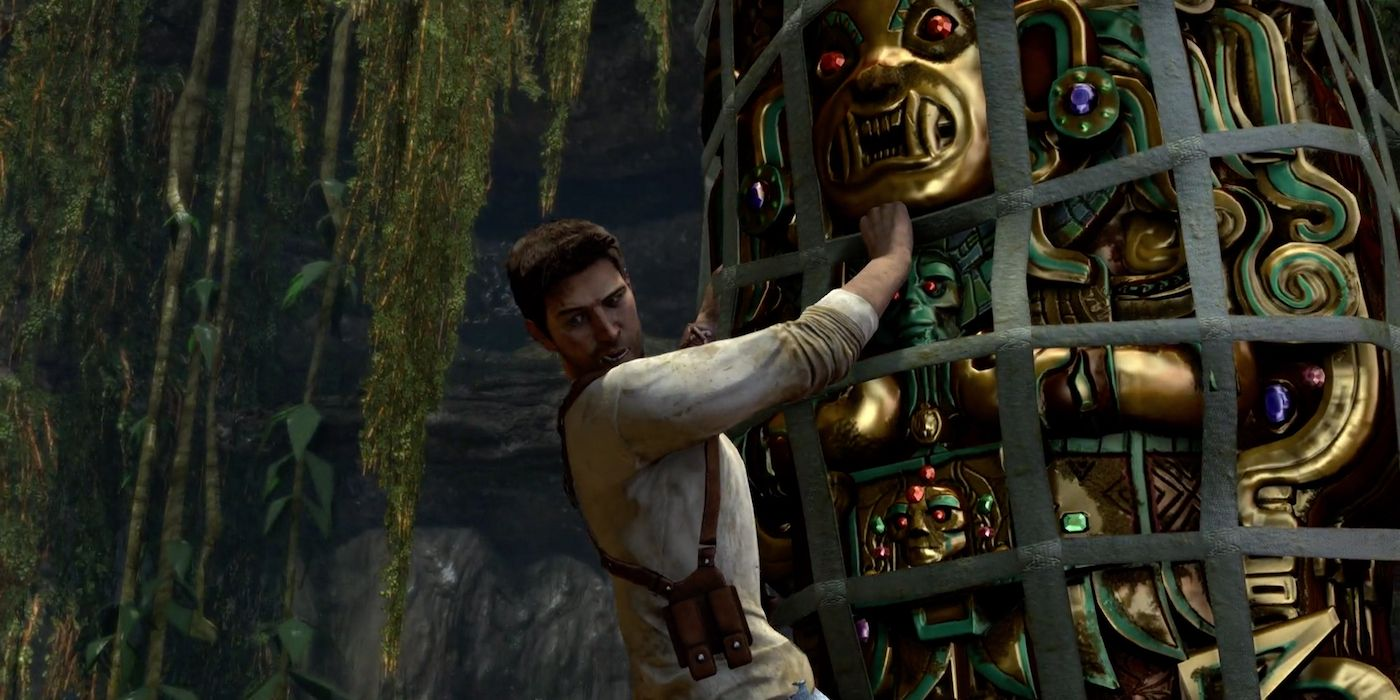 Naughty Dog Changed Uncharted's Gameplay Because Of Gears Of War