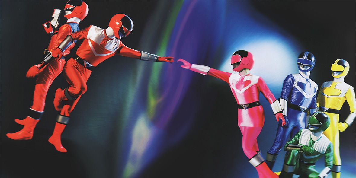 20 Things Wrong With Power Rangers We All Choose To Ignore