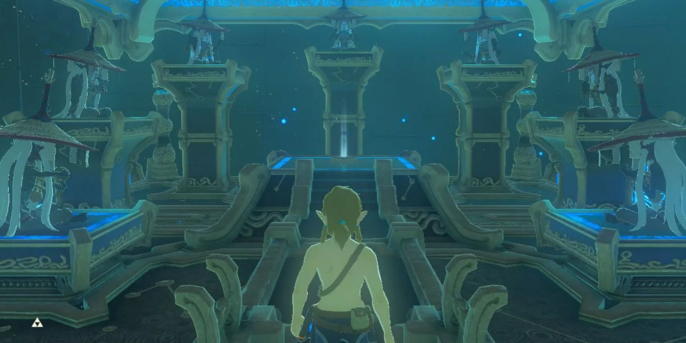 Zelda: Breath of the Wild Has Ocarina of Time Easter Egg