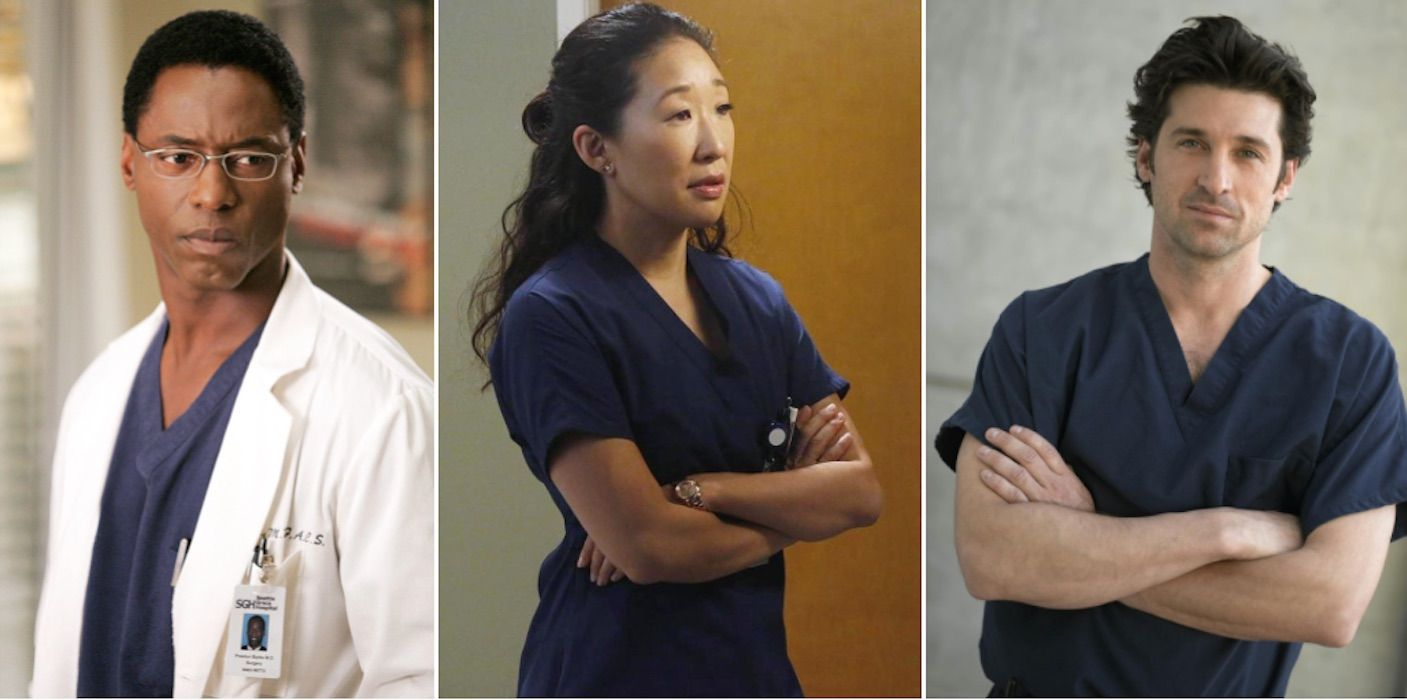 Character Exits That Hurt And Saved Grey\'s Anatomy | ScreenRant