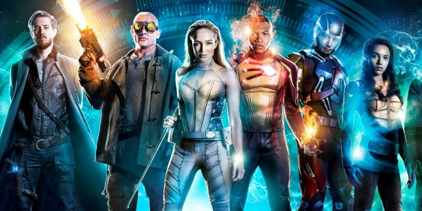 Legends Of Tomorrow S04E07 cda