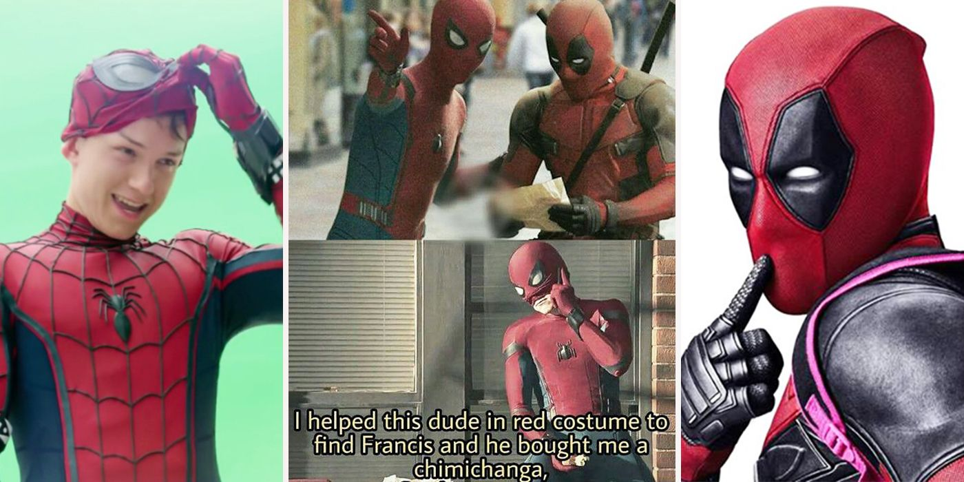 20 Hilarious Deadpool Vs Spider-Man Memes | ScreenRant