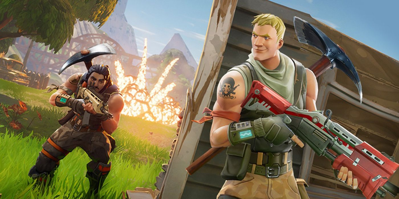 You Won't Believe How Much Money Fortnite Made Last Month
