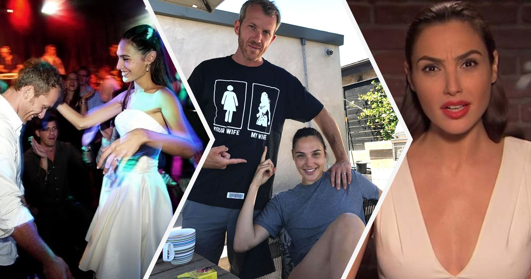 15 Crazy Secrets About Gal Gadot S Marriage Screenrant