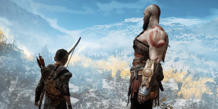 God of War 5 Won't Take Another 5 Years To Develop | Screen Rant