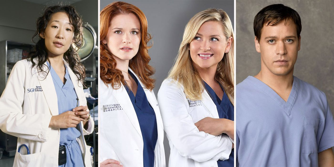 Grey\'s Anatomy: Every Major Doctor Ranked, Worst To Best
