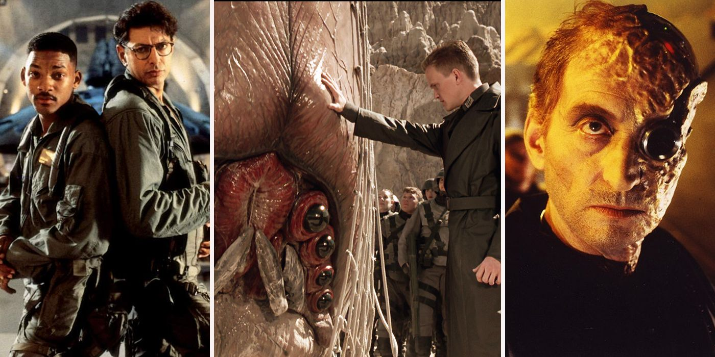17 Forgettable '90s Sci-FI Movies Only Superfans Remember