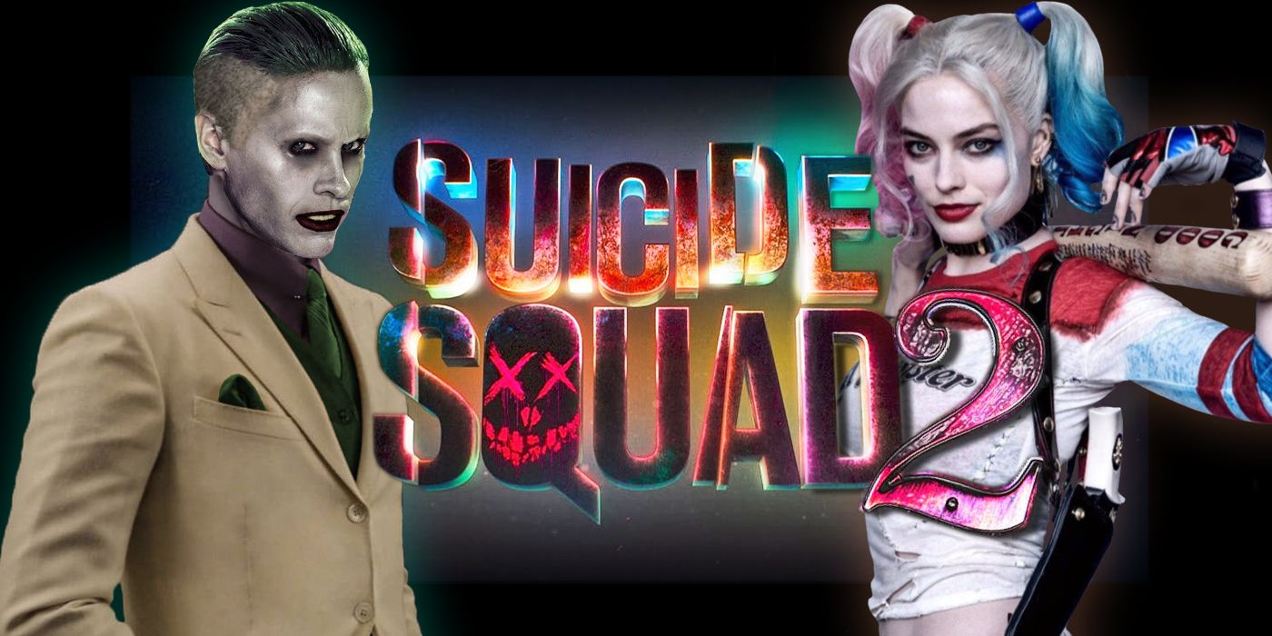 suicide squad 2 movie trailer  cast  every update you need
