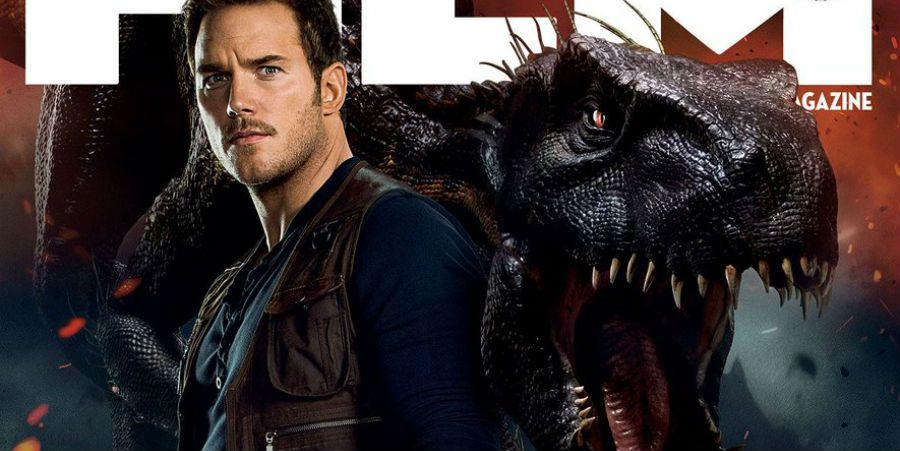 Jurassic World Fallen Kingdom Gets Total Film Cover Screenrant