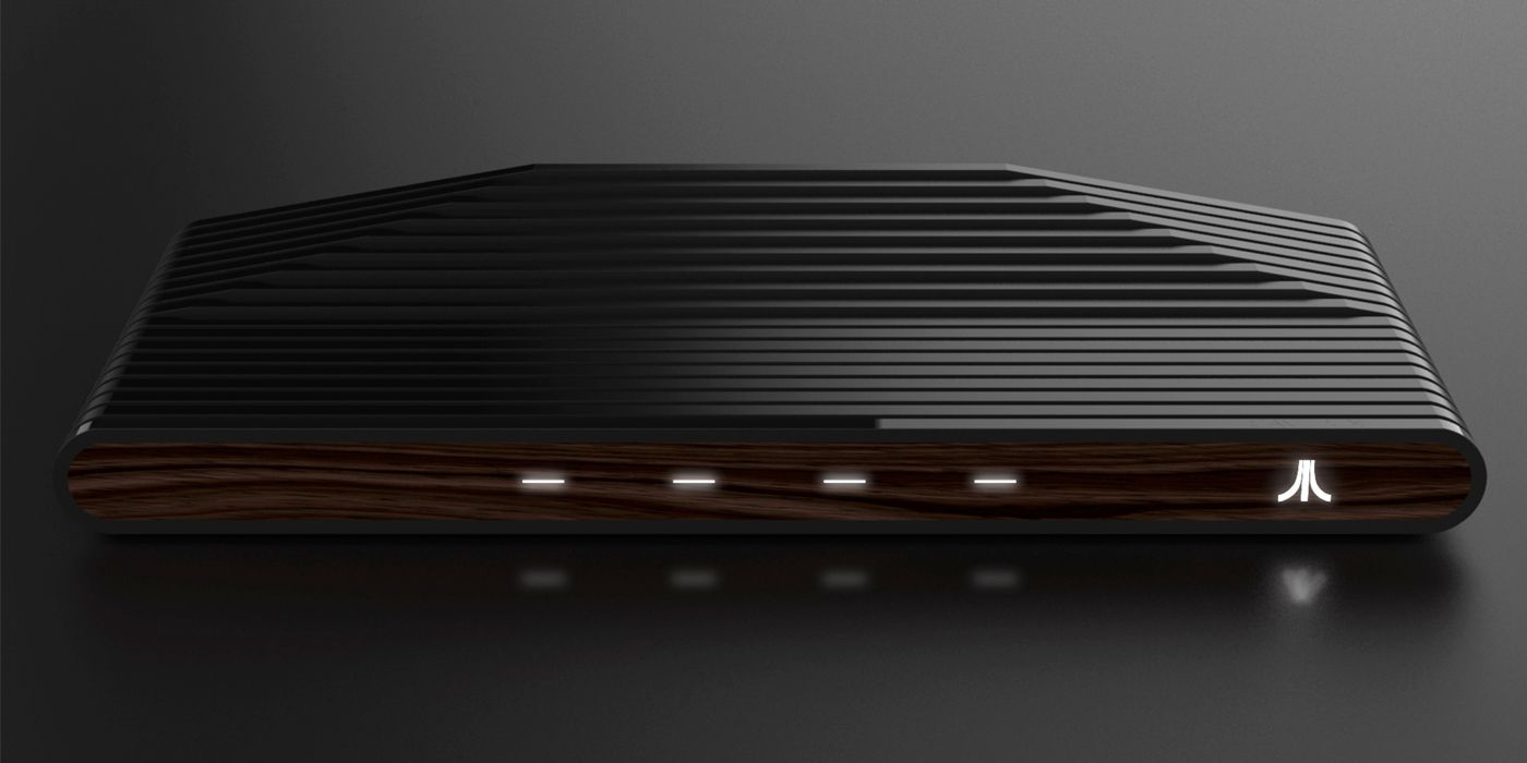 Details Revealed For Atari's New Console