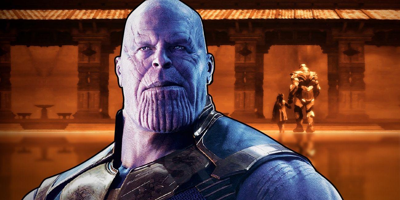 Avengers: Infinity War Revealed Soul World | ScreenRant
