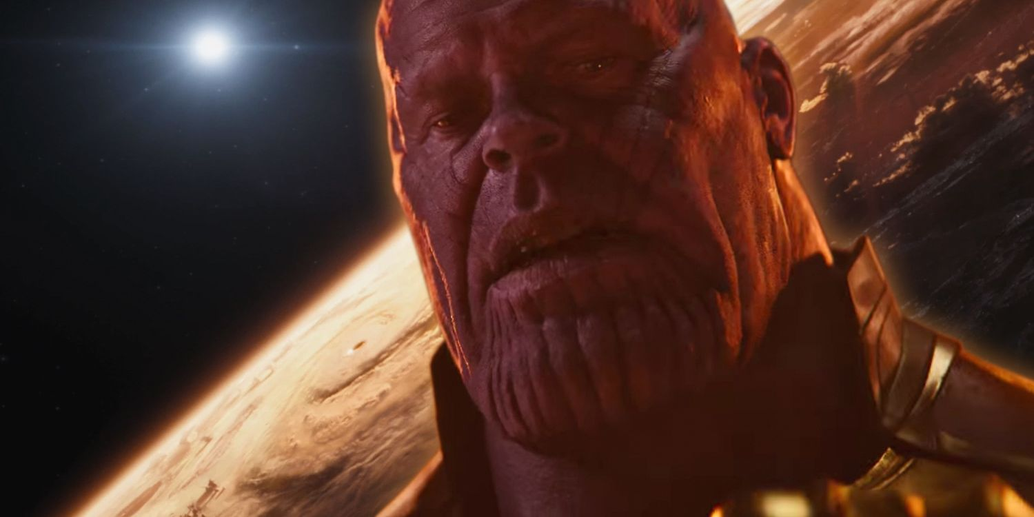How Thanos Survived The Destruction of Titan