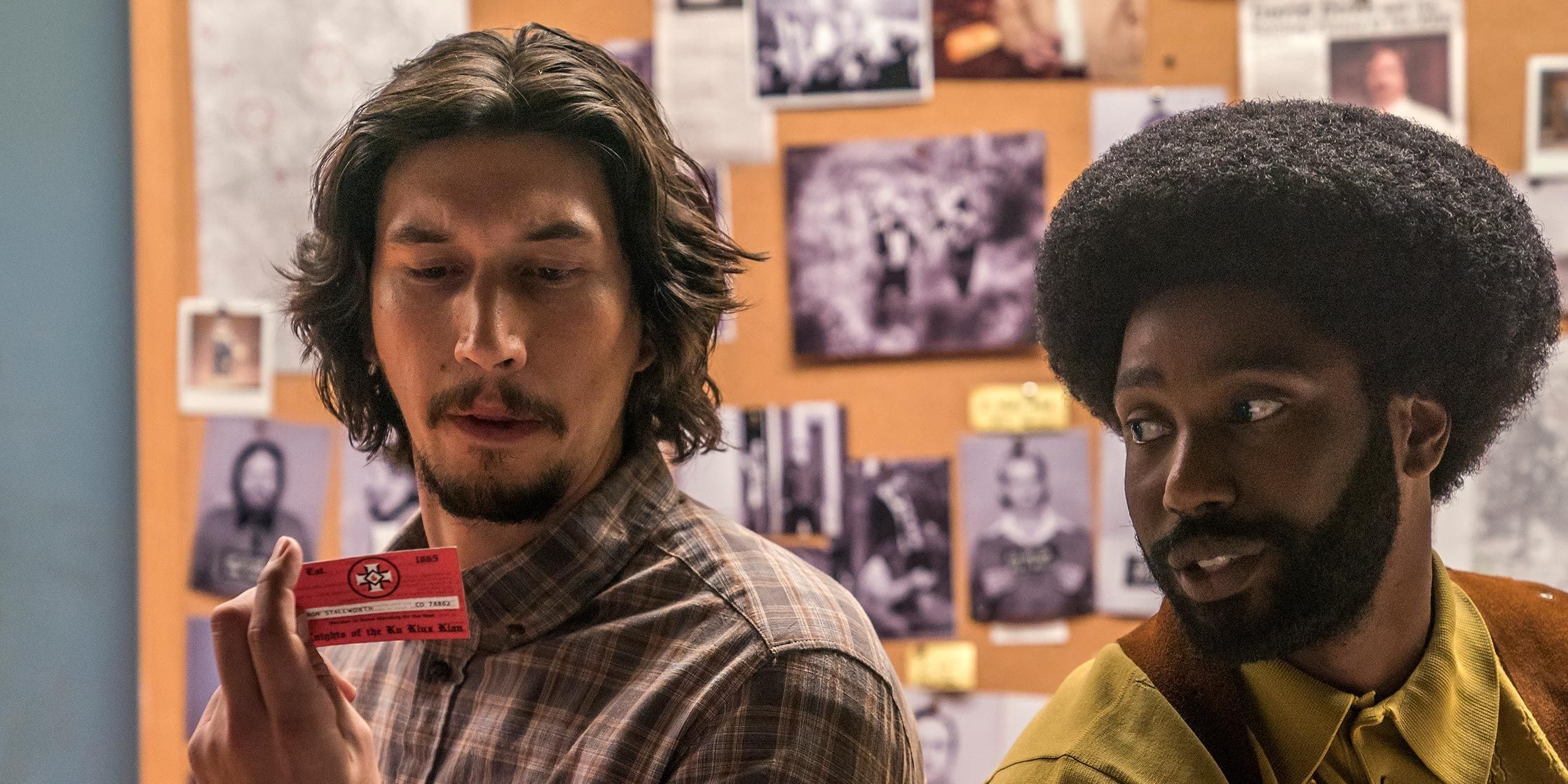 Blackkklansman Film