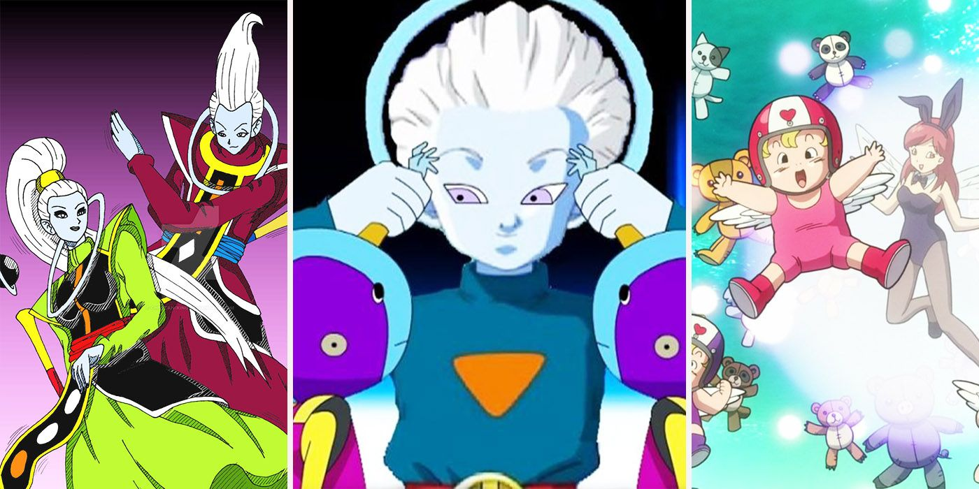 Dragon Ball 20 Crazy Facts About Angels Only True Fans Know