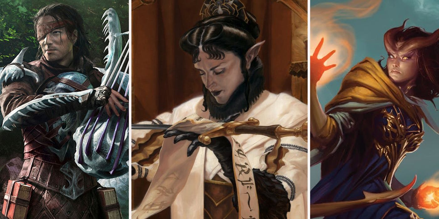 Dungeons & Dragons: The 10 Strongest (And 10 Most Worthless) Classes, Ranked