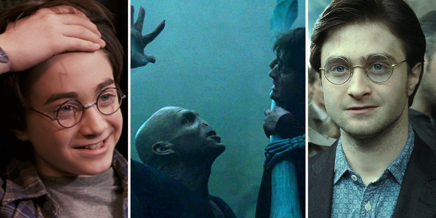 Harry Potter 15 Things About Harrys Scar Only True Potterheads Know