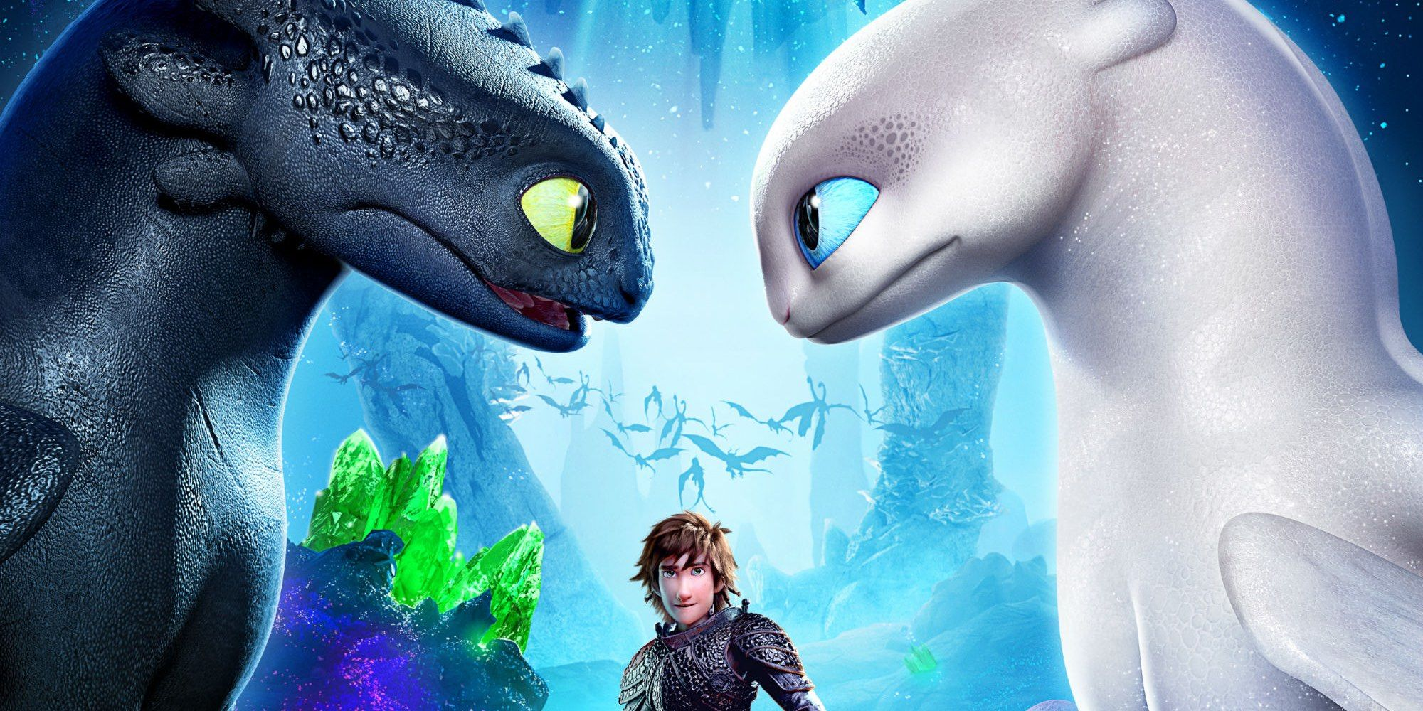 How to Train Your Dragon 3 Poster Teases A Brand New World - photo#31