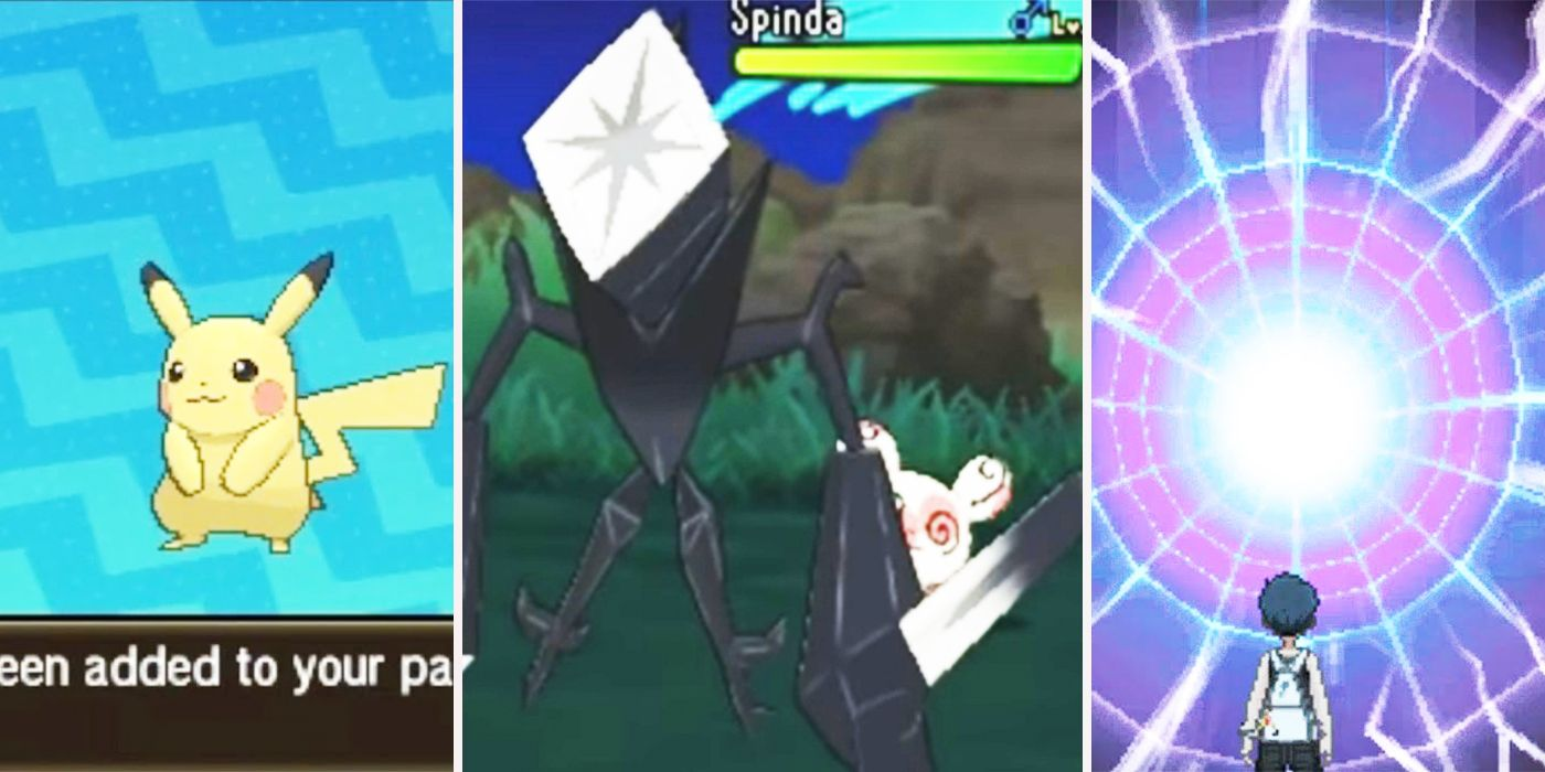 15 Hidden Locations In Pokémon Sun And Moon Only Experts Found
