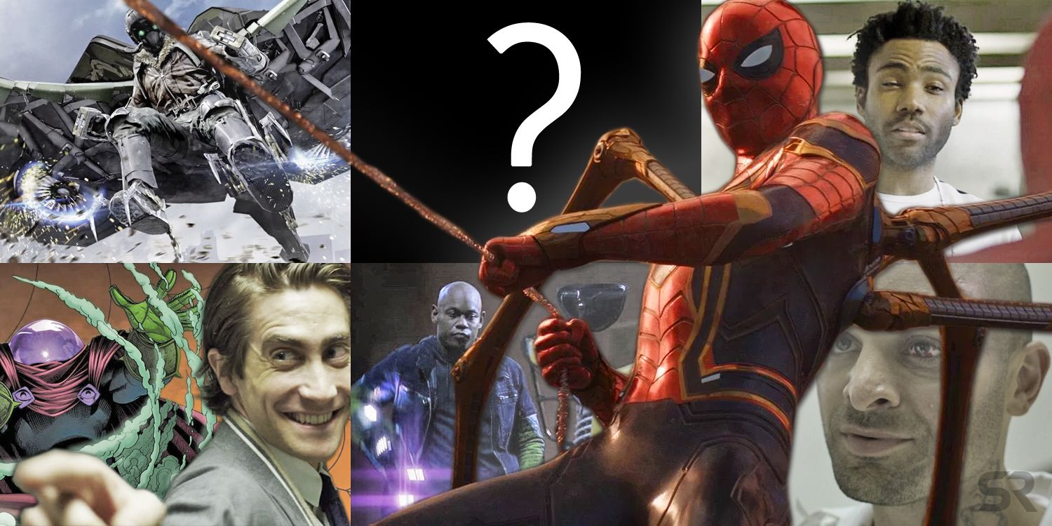 spider-man: casting the mcu's sinister six | screenrant