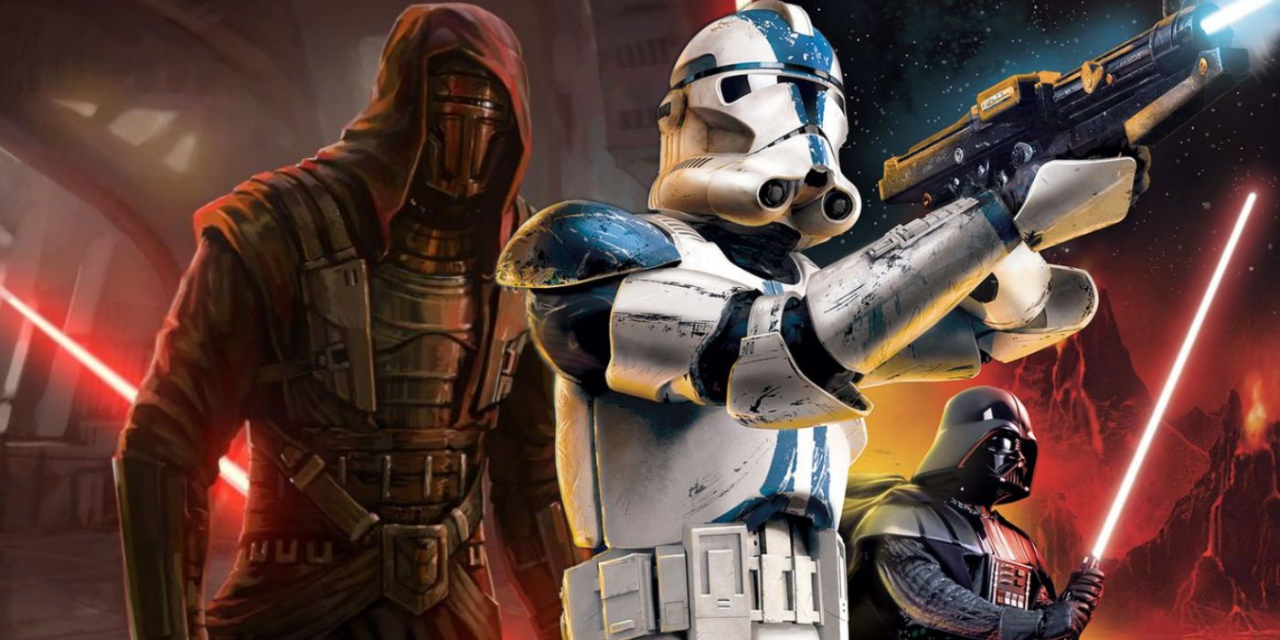 best free to play star wars games