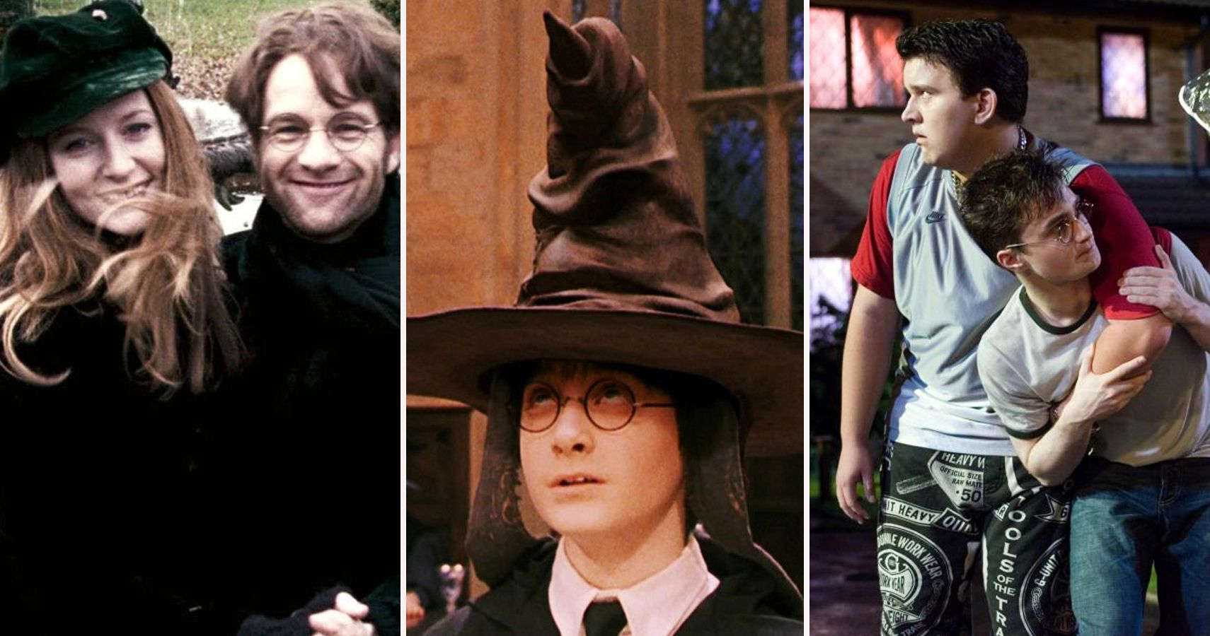 15 Things that Don't Make Sense About The Potter Family