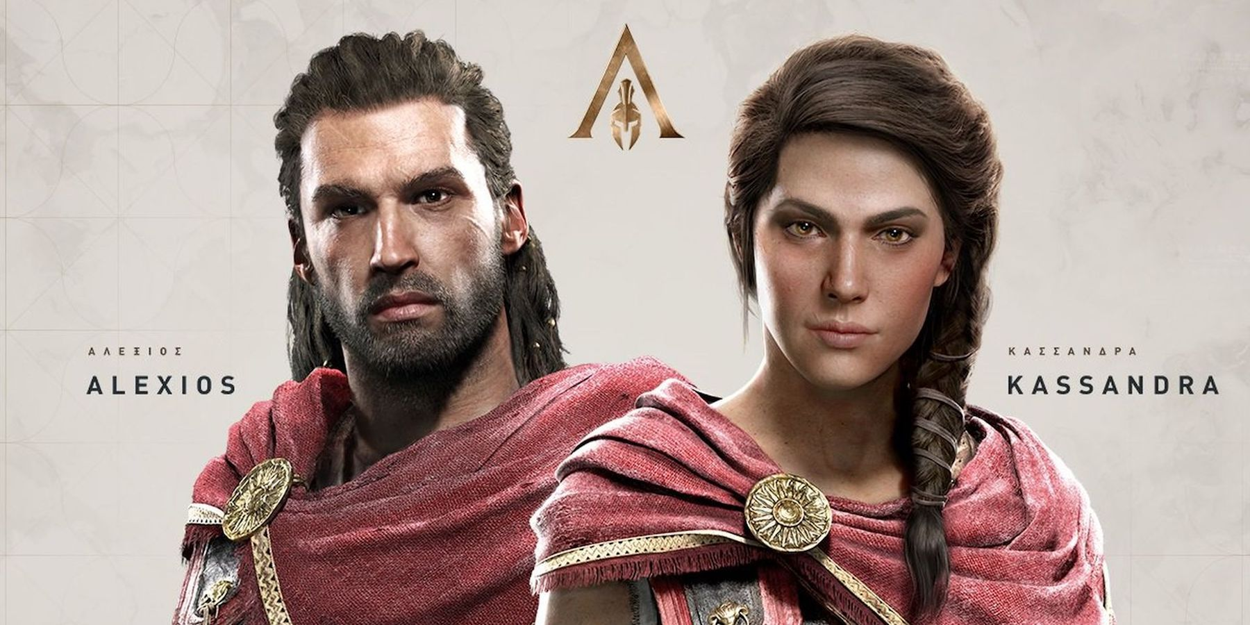 Assassin S Creed Odyssey S Kassandra Was Originally The Only