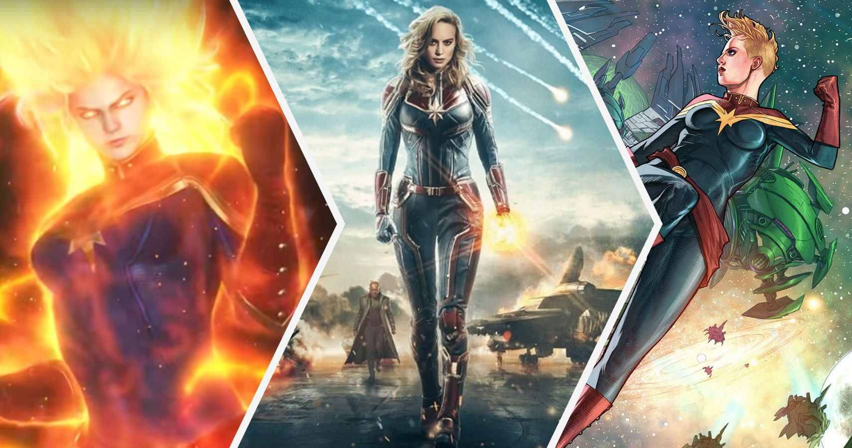 12 Powers Only True Fans Know Captain Marvel Has (And 9