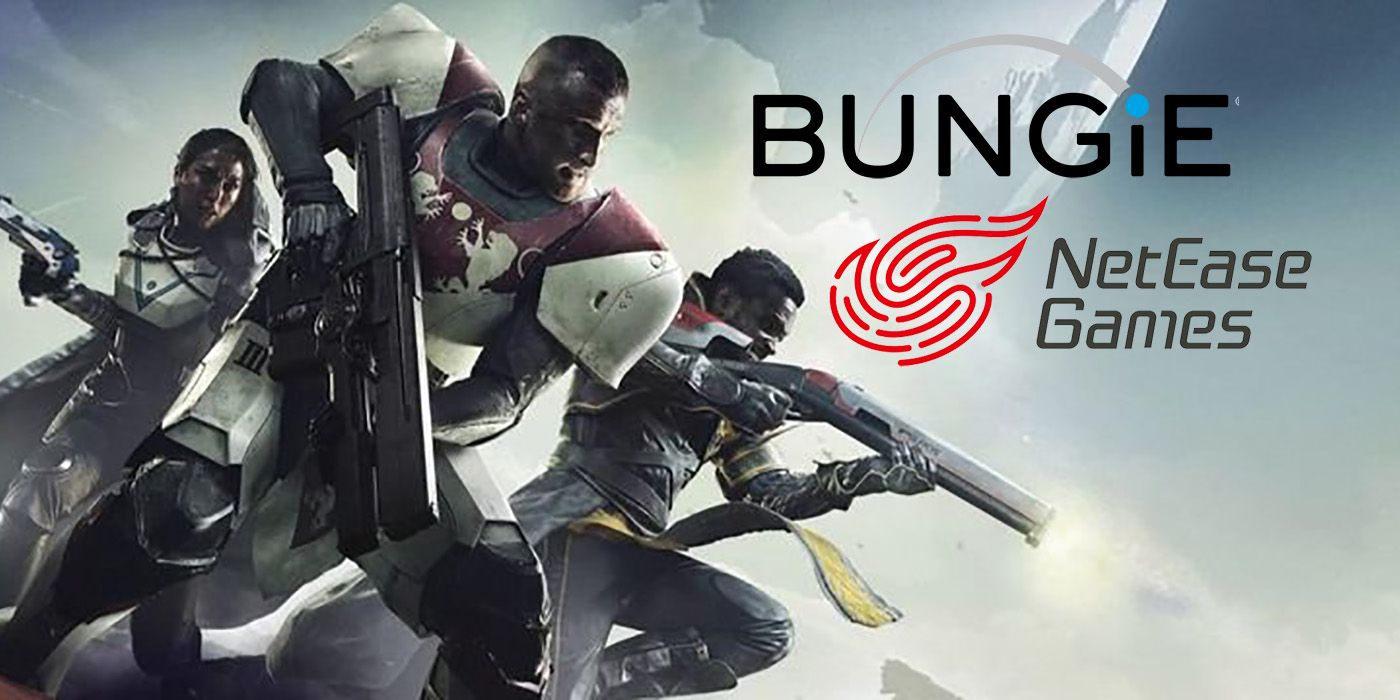 Bungie Accepts Chinese Investment to Work on a New Project