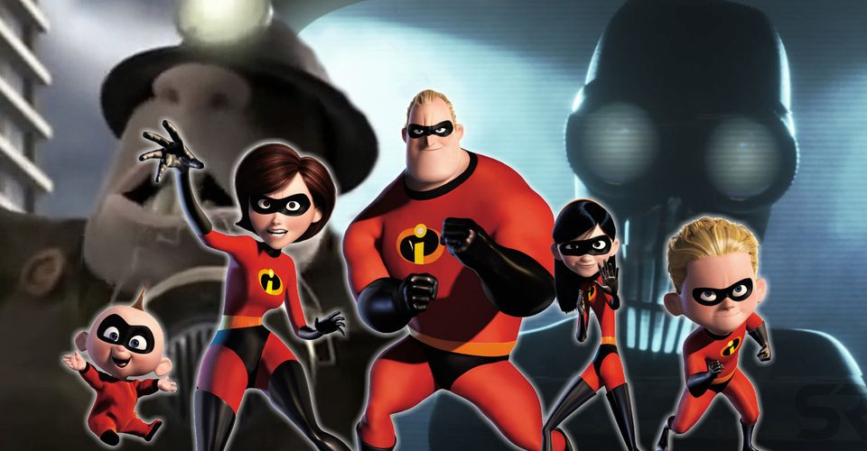 Incredibles 2 S After Credits Teases Villain Return Screen Rant
