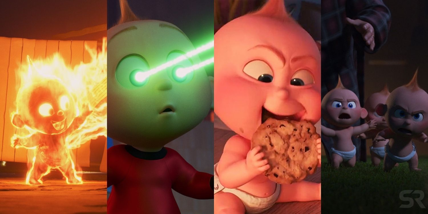 Incredibles 2 All Of Jack Jack S 18 Powers Explained
