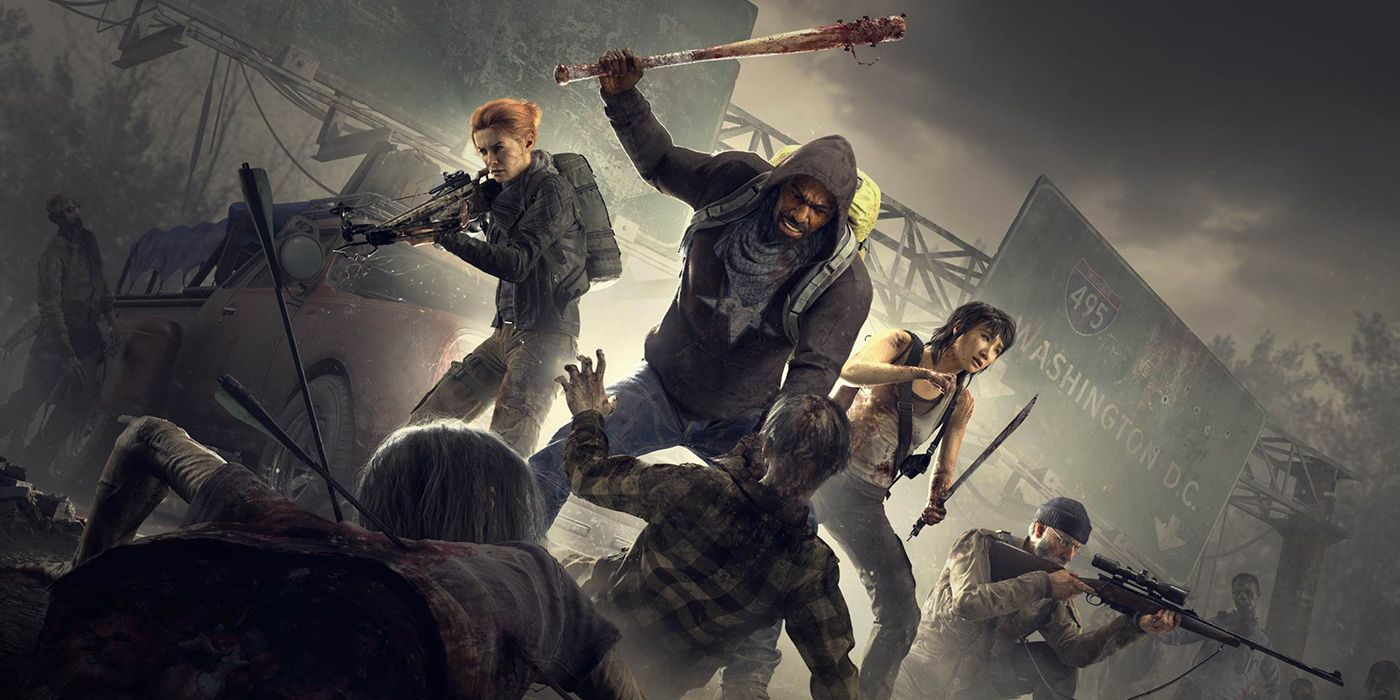 The Walking Dead: Overkill's Walking Dead Difficulty Depends On Player Count