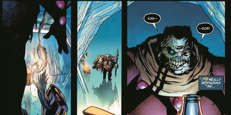 [Fall of Superman] La Bataille de la Forteresse [LIBRE] Rogol-Zaar-Kills-Kandor