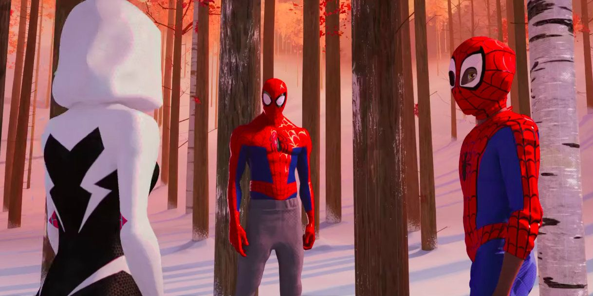 Into The Spider Verse Figures Offer New Look At Kingpin Prowler