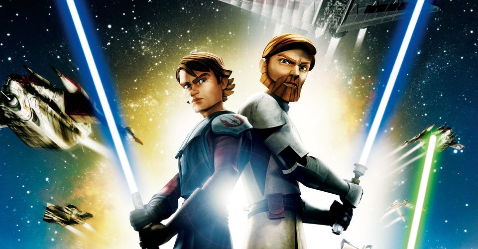 Star Wars The Clone Wars Releases On Disney In February