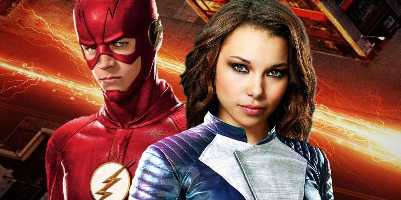 the flash set photos offer new look at xs s superhero suit