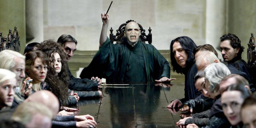 Harry Potter: 20 Things That Make No Sense About Death Eaters
